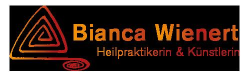 Bianca Wienert - Heilpraktikerin und Künstlerin Logo